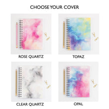 Load image into Gallery viewer, TAKE A MINUTE - LUXE PERSONALISED JOURNAL