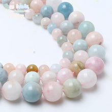 Load image into Gallery viewer, natural stone beads colorful