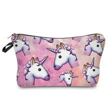 Load image into Gallery viewer, Unicorn cosmetic bags