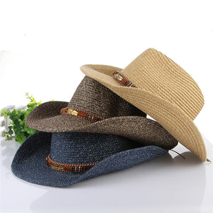 Western cowboy hat for men . women