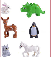 Load image into Gallery viewer, Building  animals educational toys