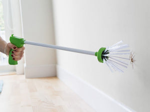 Long handled insect catcher