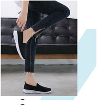 Load image into Gallery viewer, Sneakers mesh flats shoes casual