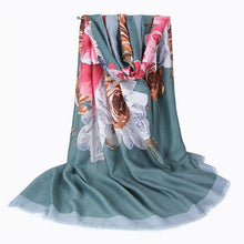 Load image into Gallery viewer, Scarves shawls lady elegant