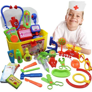 Medicine box children education toys
