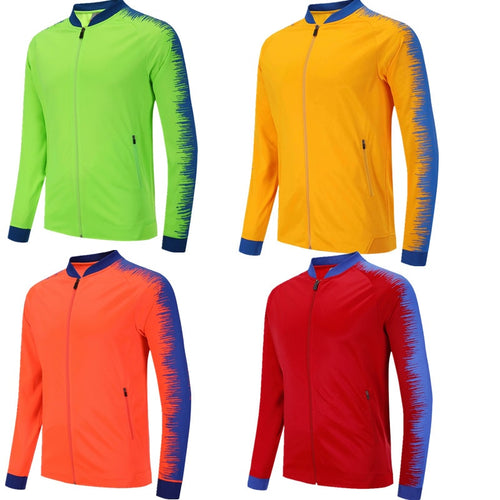 Jogging jacket men  coat outdoor sports
