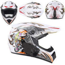Load image into Gallery viewer, Motocross helmet