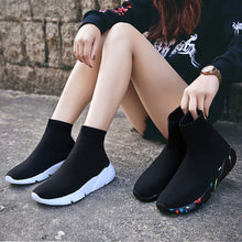 Load image into Gallery viewer, Sneakers casual  shoes comfortable breathable