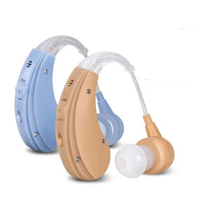 Hearing aid for the elderly hearing loss
