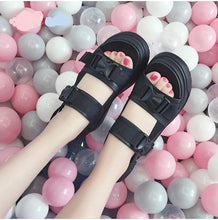 Load image into Gallery viewer, Sandals high heels shoes women