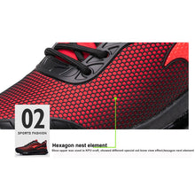 Load image into Gallery viewer, Sport sneakers breathable