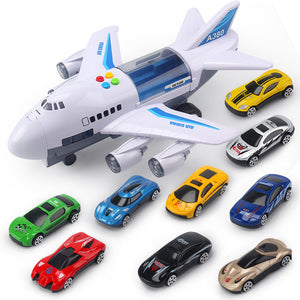 Children's toy aircraft
