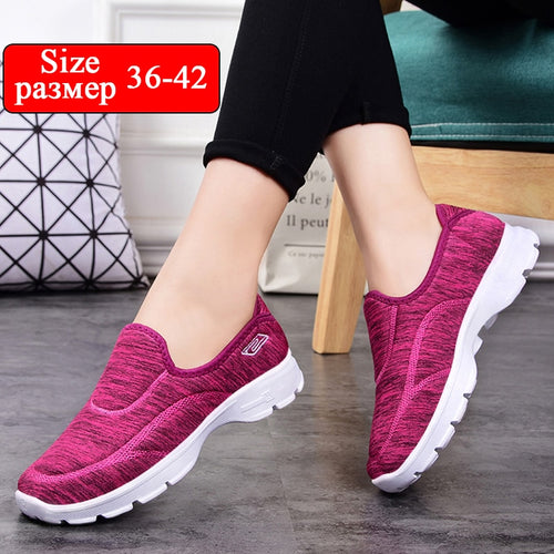 casual shoes  ladies comfortable  breathable