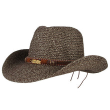 Load image into Gallery viewer, Western cowboy hat for men . women