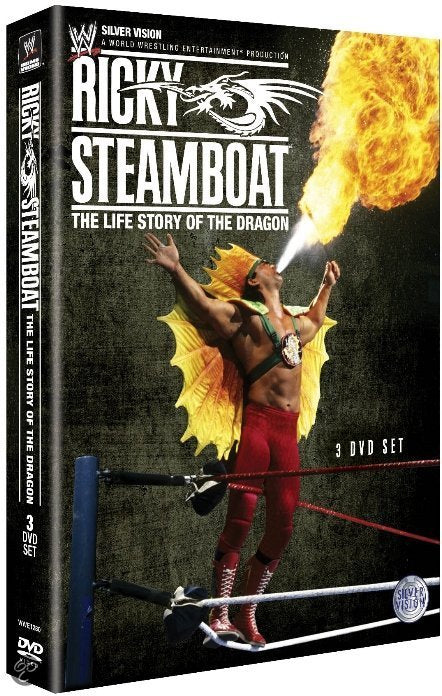 WWE Ricky Steamboat: Life Story Of The Dragon (DVD)