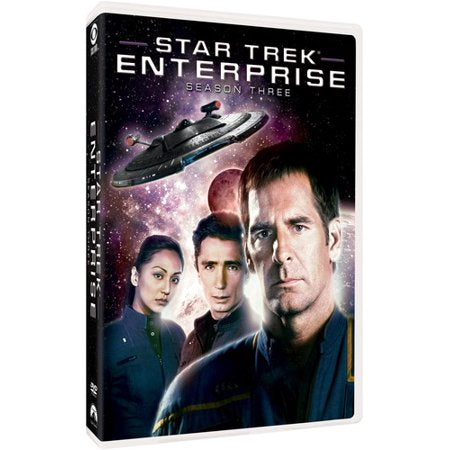 Star Trek Enterprise The Complete Third Season (DVD)