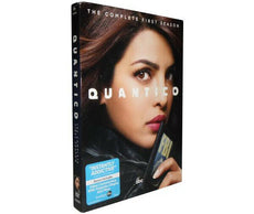 Quantico: The Complete First Season (DVD)