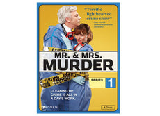 Mr. & Mrs. Murder: Series 1 (DVD)