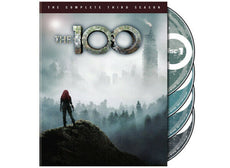 The 100 Season 3 [DVD]