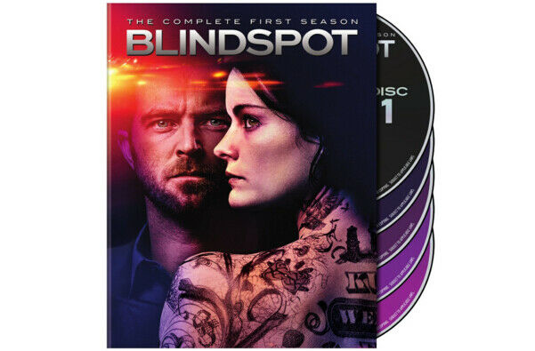 Blindspot: The Complete First Season (DVD)