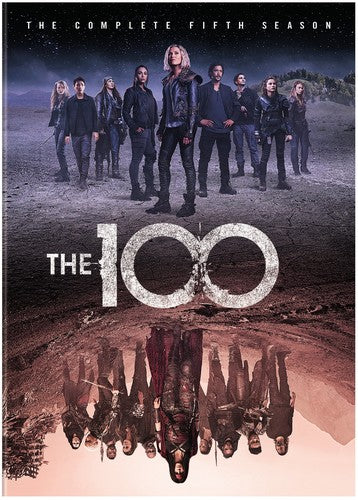 The 100 Season 5 [DVD]