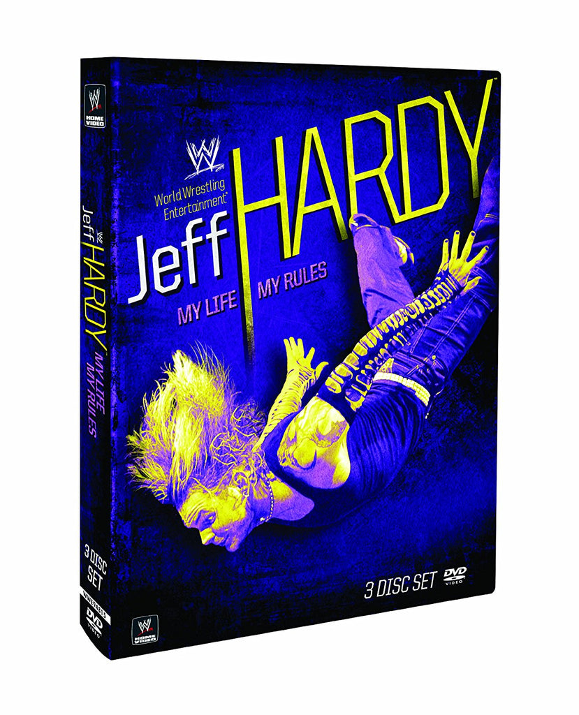WWE Jeff Hardy: My Life My Rules (DVD)