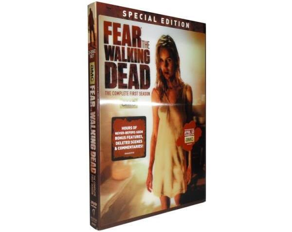 Fear the Walking Dead: The Complete First Season (DVD)
