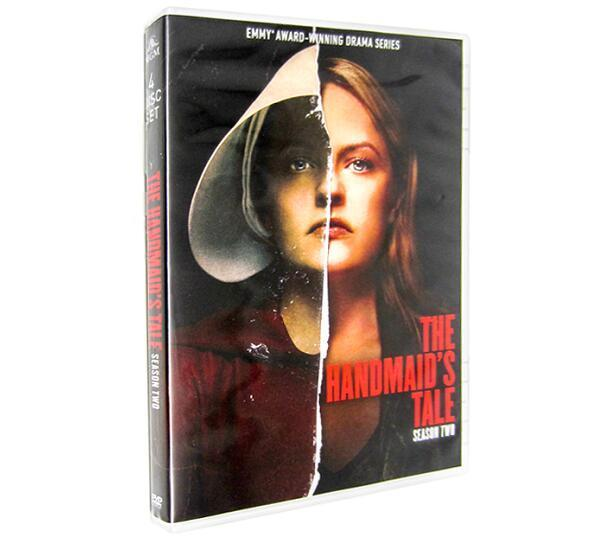 The Handmaid's Tale Season Two (DVD)