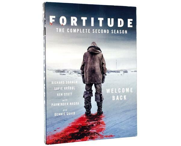 Fortitude: The Complete Second Season (DVD)