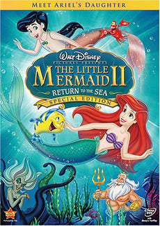 The Little Mermaid II: Return To The Sea (DVD) Special Edition