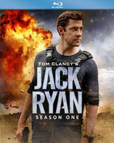 Tom Clancy's Jack Ryan: Season One (Blu-ray)