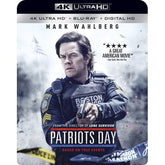 Patriots Day (4K Ultra HD+ Blu-ray+ Digital HD)
