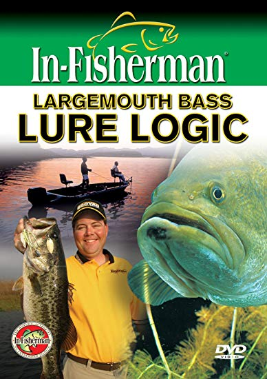 In-Fisherman: Largemouth Bass Lure Logic (DVD)
