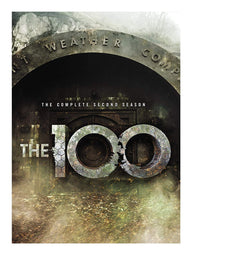 The 100 Complete Second Season (DVD)