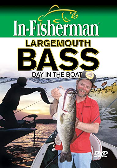 In-Fisherman: Largemouth Bass..Day In The Boat (DVD)