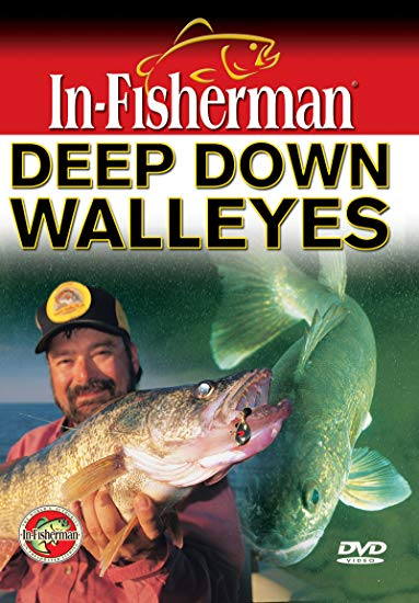 In-Fisherman: Deep Down Walleyes (DVD)