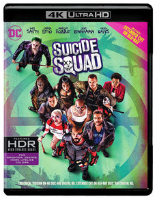 Suicide Squad (4K Ultra HD)