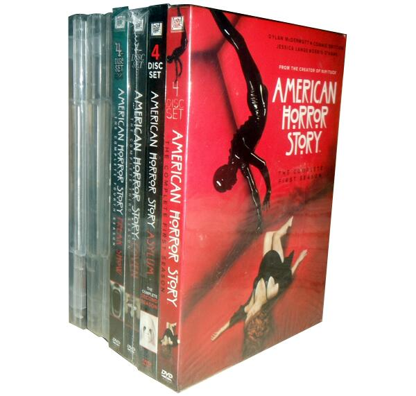 American Horror Story Seasons 1-7 (26 DVD Set)