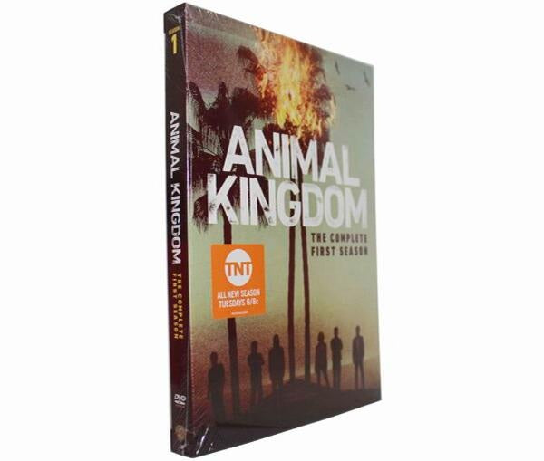 Animal Kingdom: Season 1 [DVD]