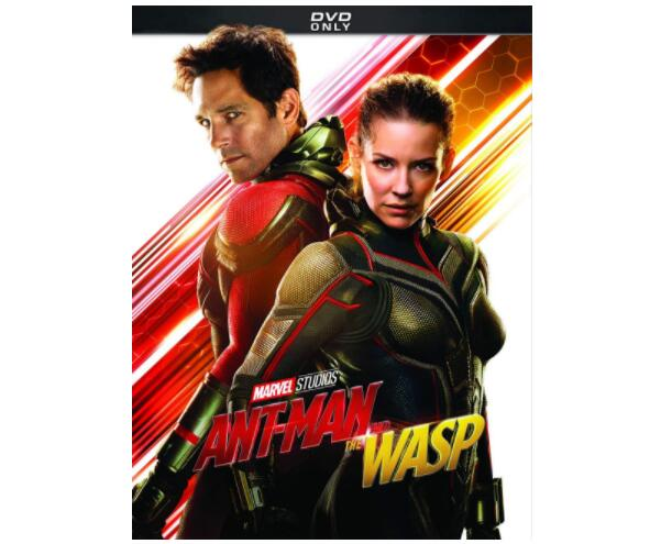 Ant-Man And The Wasp (DVD)