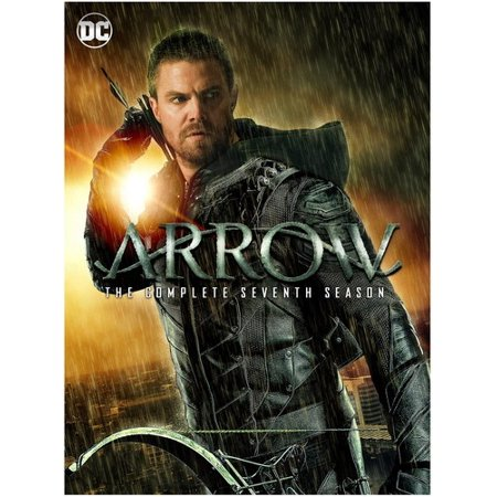Arrow The Complete Seventh Season (DVD)