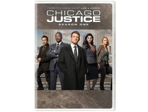 Chicago Justice: Season 1 [DVD]