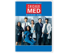 Chicago MED: Season One (DVD)