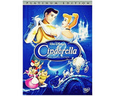 Cinderella (DVD, 2005, 2-Disc Set, Special Edition Platinum Edition)