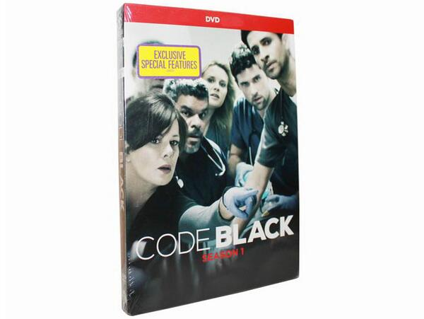 Code Black: Season 1 [DVD]
