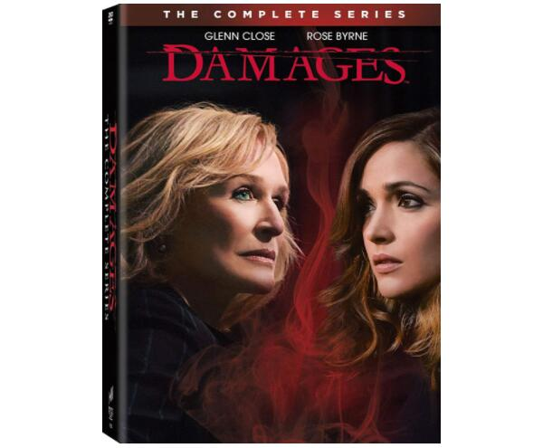 Damages: The Complete Series  (15 Disc) [DVD]