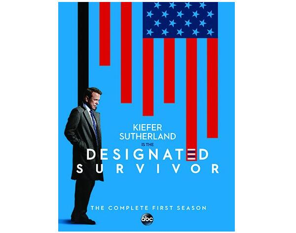 Designated Survivor: The Complete First Season [DVD]