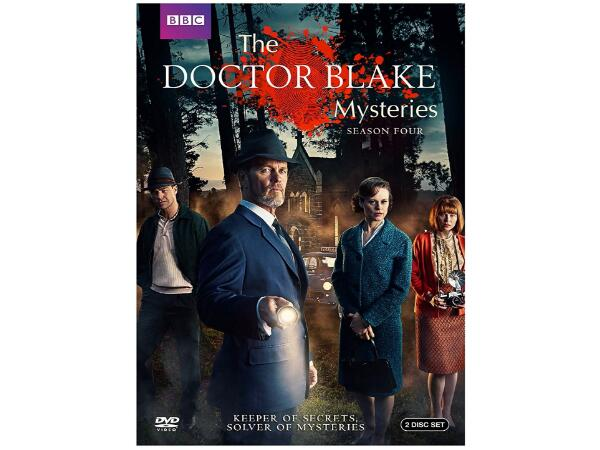 The Doctor Blake Mysteries: Season Four [DVD]