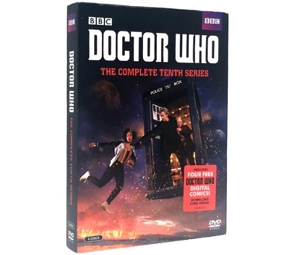 Doctor Who: The Complete Tenth Series [DVD]