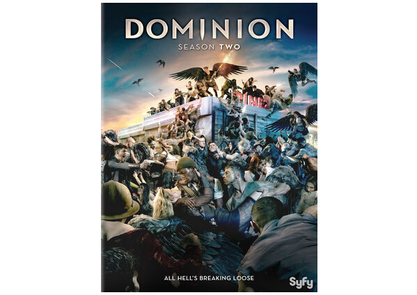 Dominion: Season 2 [DVD]